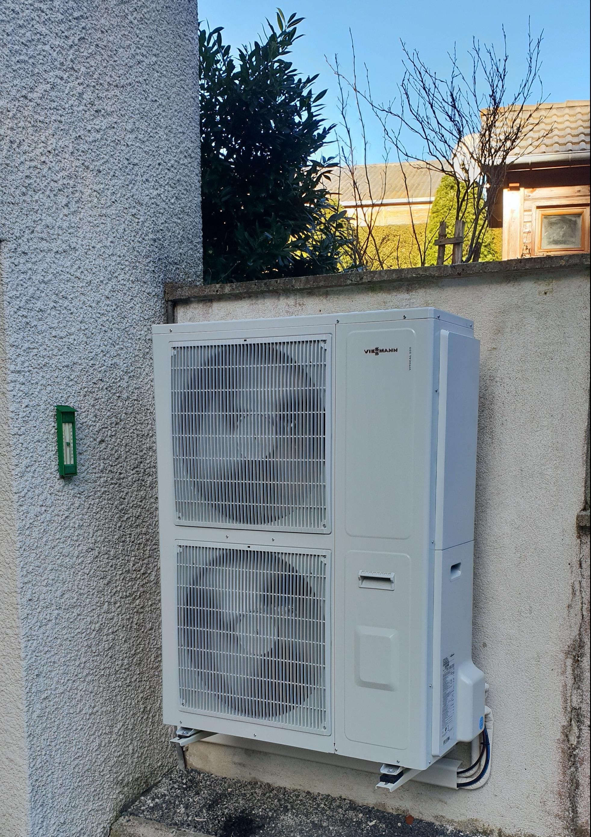 Module extérieur Pompe a chaleur Viessmann